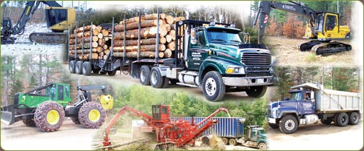 Garland Lumber Splash Image